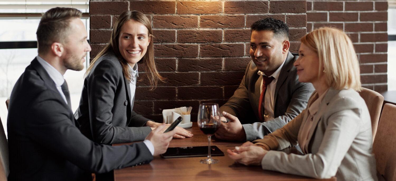 Small talk: Meeting an acquaintance 2